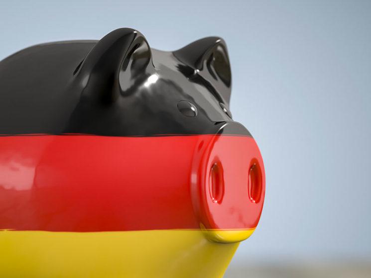 Deutschland im EU-Vergleich mit niedrigen Fondsgebühren