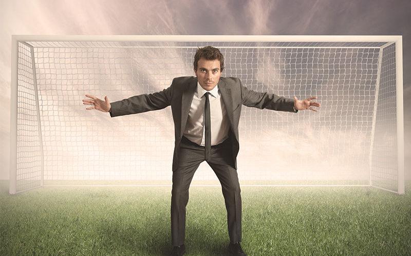 Deutschland im Fußballfieber: Wie steht's um den Versicherungsschutz?