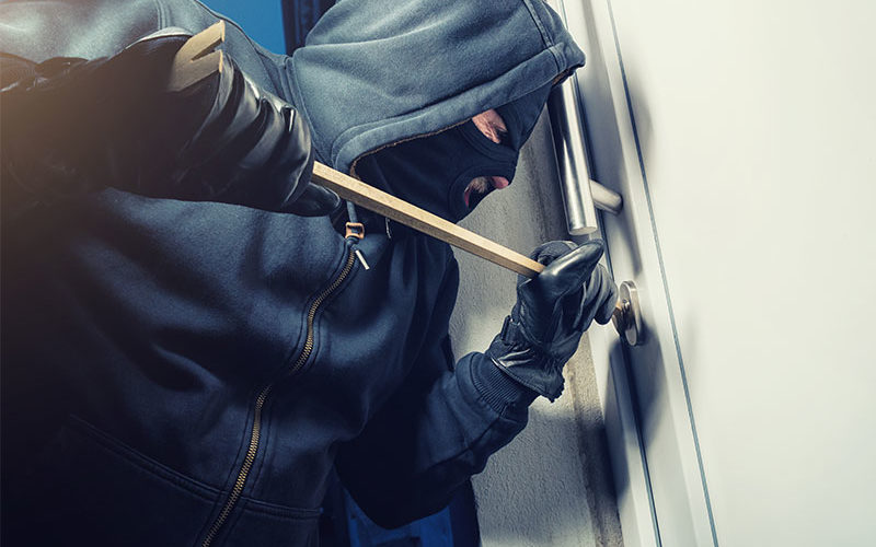 Besorgte Hausbewohner investieren in Sicherheitstechnik