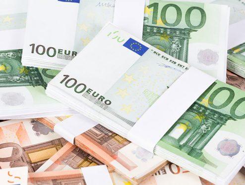 5,9 Billionen Euro: Geldvermögen der Deutschen wächst