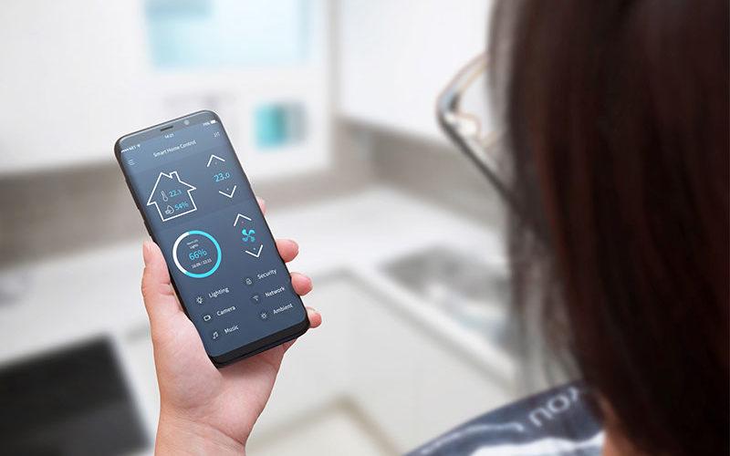 Smart-Home-Produkte: Interesse hoch, Kaufbereitschaft gering