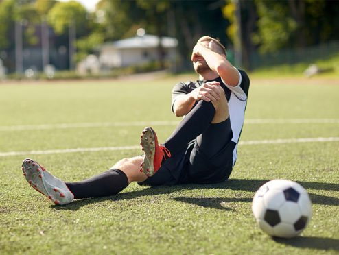 Fußball als Risikosportart?