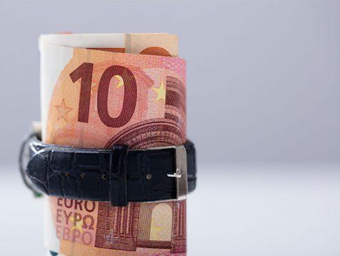 Acht Milliarden Euro Beitragsentlastung
