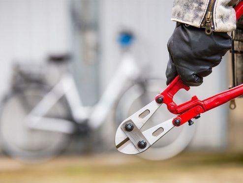Fahrraddiebstähle kosten Versicherer weniger