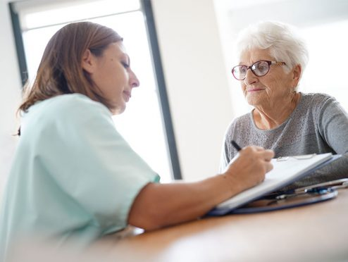 Pflegeversicherung steigt um 0,3 Prozent