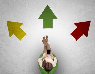 Falsche Richtung beim digitalen Kundenerlebnis