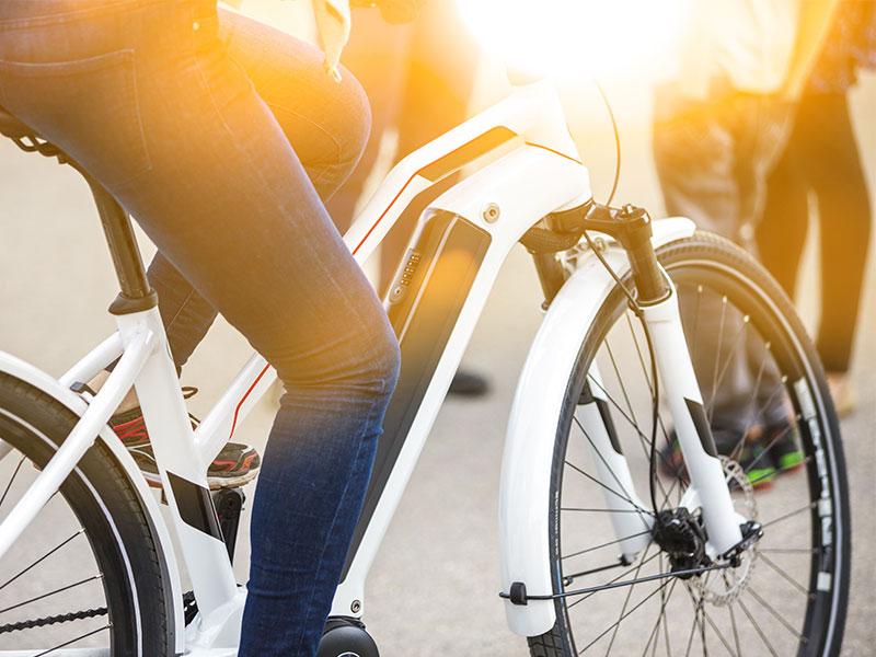 E-Bike statt Firmenwagen: leasen und Steuern sparen