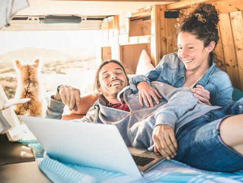 Camper & Wohnmobil: das Hab & Gut schützen