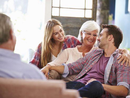 Untere Einkommensgruppen profitieren von Mütterrente II