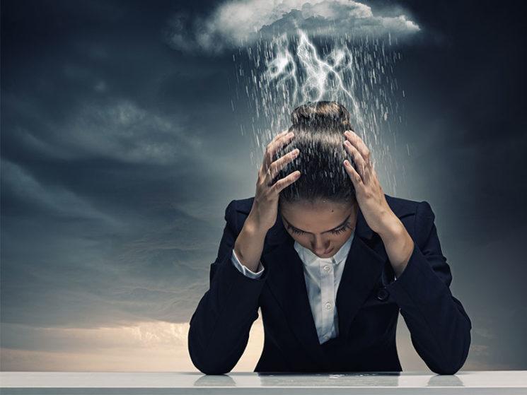 Psychische Erkrankungen durch Stress sind keine Berufskrankheiten