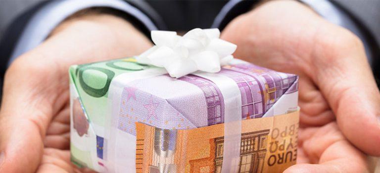 27 Mio. Euro für SDK-Mitglieder