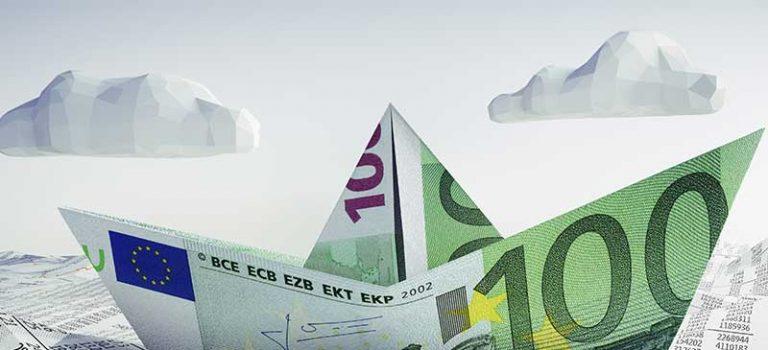 Noch immer beliebt: Sparen bei der Bank