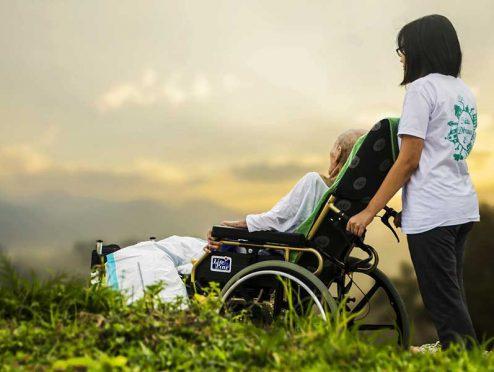 Pflege im Dreiländervergleich