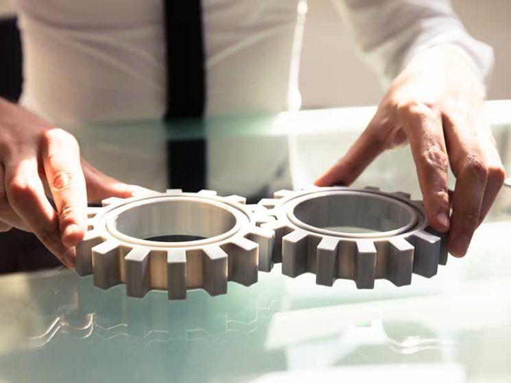 Industrie 4.0 verändert Geschäftsmodelle