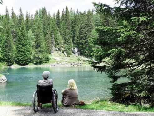 Pflege und Beruf kaum vereinbar
