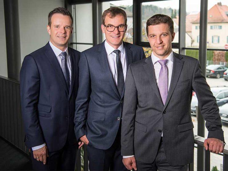 Klaus Liebig und Stefan Schmidt übernehmen vfm-Führung