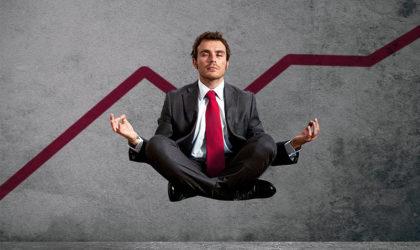 Finanzmärkte: Stress heute weitaus niedriger als 2008