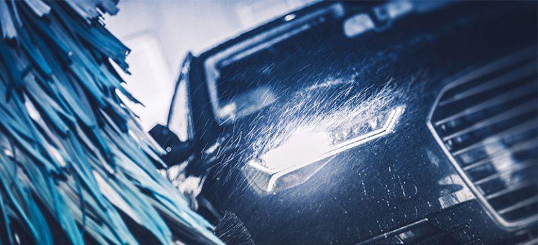Waschanlage: Hinweispflicht bei Automatik-Autos