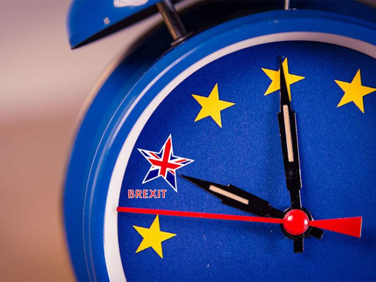 Hard Brexit würde besonders deutsche Unternehmen treffen