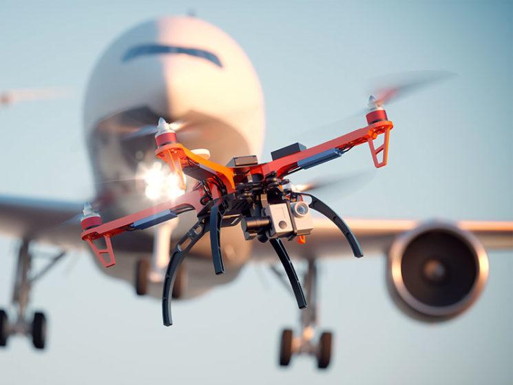 Drohnen werden immer mehr zur Bedrohung
