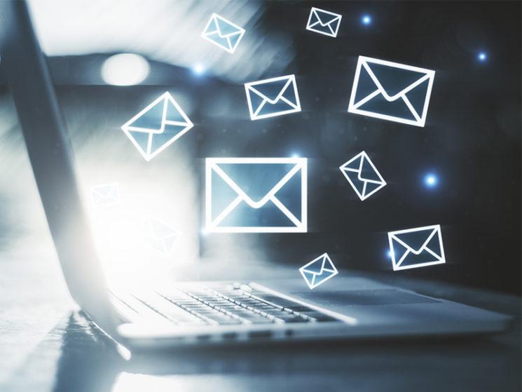 Vor allem Großunternehmen setzen auf digitale Kommunikation