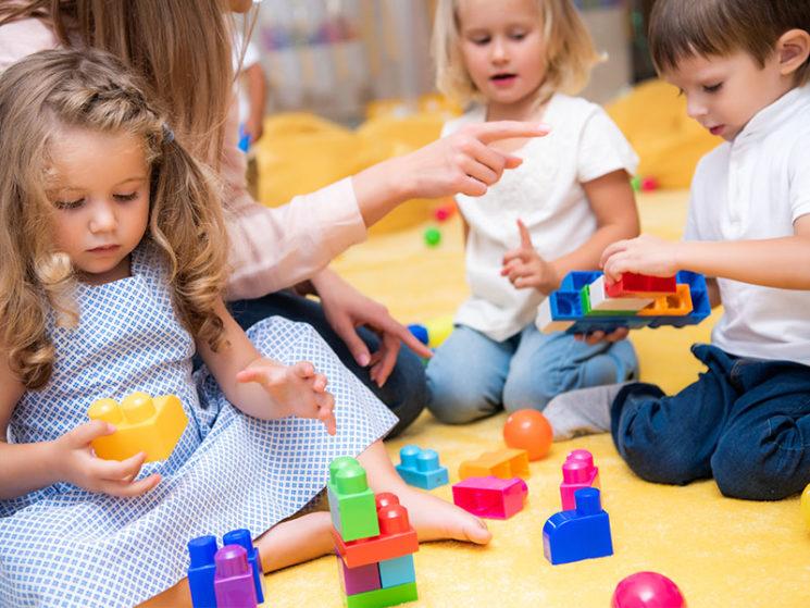 Gothaer mit Kindergarten-Portfolio