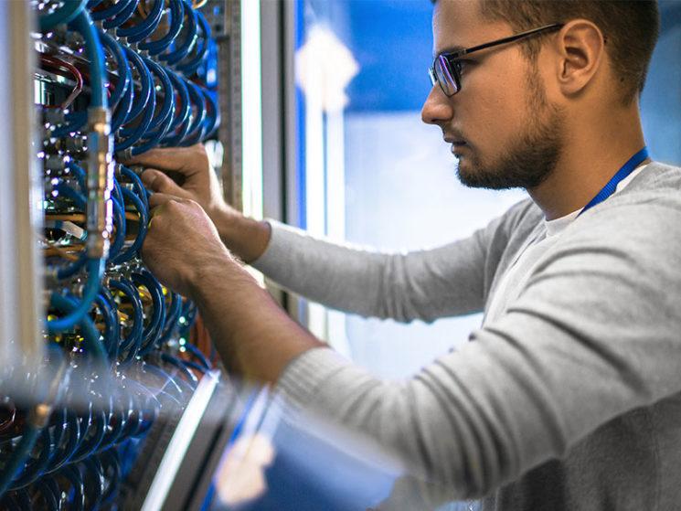 IT-Dienstleister sichern sich ab