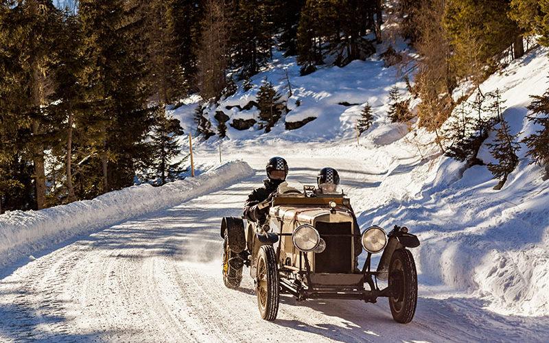 Oldtimer-Besitzer unterschätzen Risiken im Winter