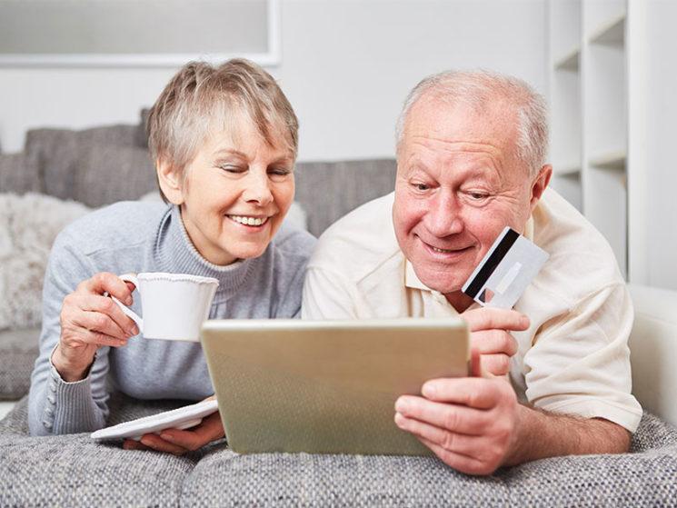 Senioren: Smartphone wird täglicher Begleiter