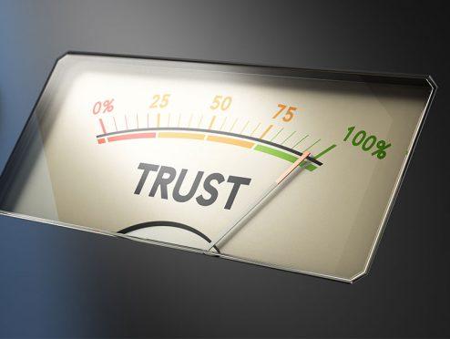 Welchen Unternehmen vertrauen die Deutschen?