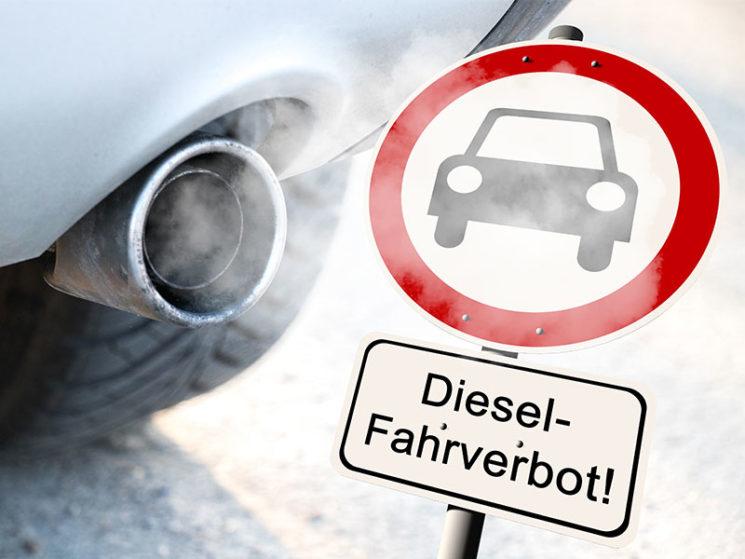 Fahrverbotsprüfer: Wer ist vom Diesel-Fahrverbot betroffen?