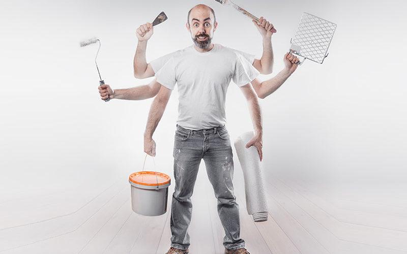 Als Handwerker richtig vorsorgen und flexibel bleiben