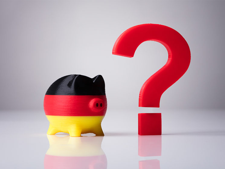 Altersvorsorge: Deutsche im weltweiten Vergleich