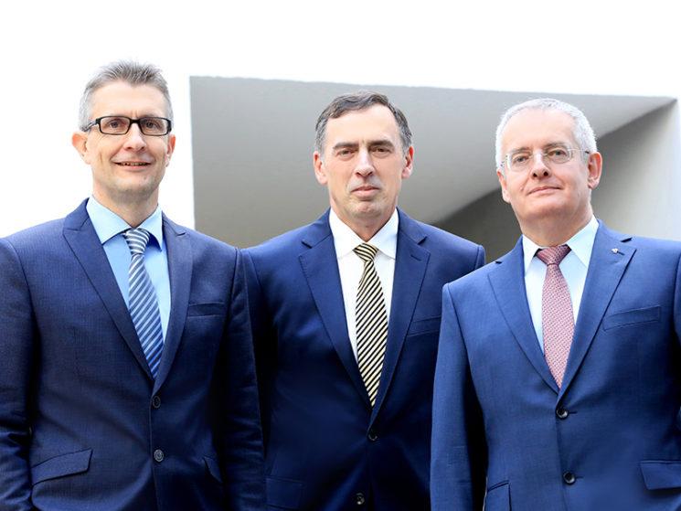uniVersa-Vorstand wiedergewählt