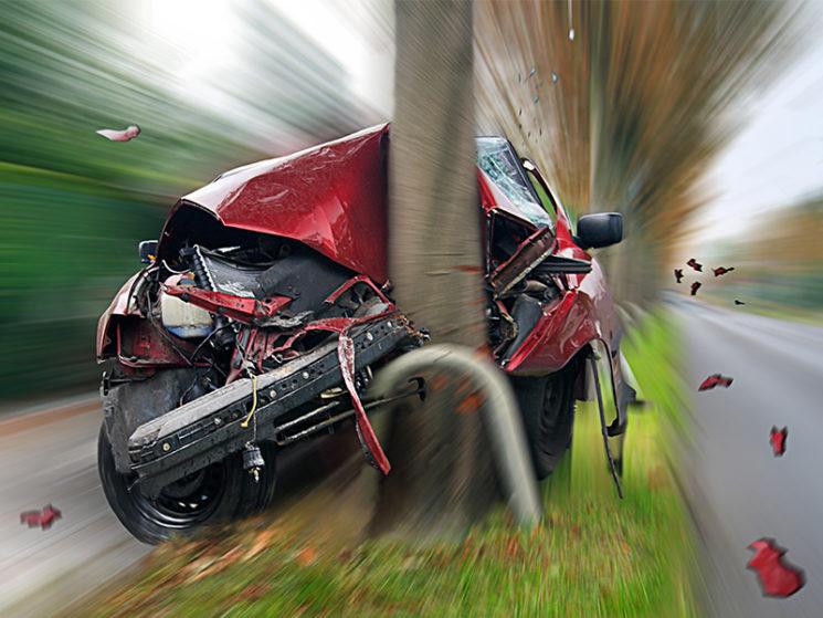 Beweislast für fingierten Unfall trägt Versicherer