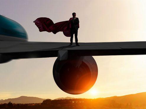 Berlin Direkt und Swiss Re starten Flight Delay Care