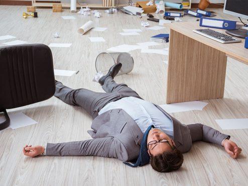 Wann ist ein Unfall ein Arbeitsunfall?