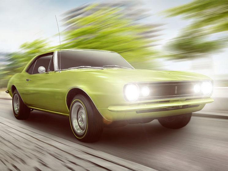 Versichern sich risikofreudige Autofahrer anders?