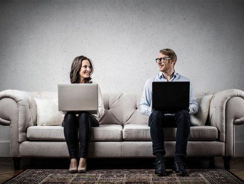 Jeder Zweite mit Online-Abschluss bei Versicherung