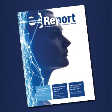 Die neue Ausgabe des experten Report ist da!