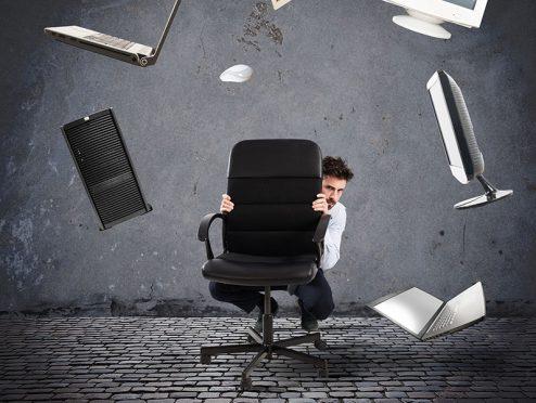 Digitalen Risiken den Schrecken nehmen