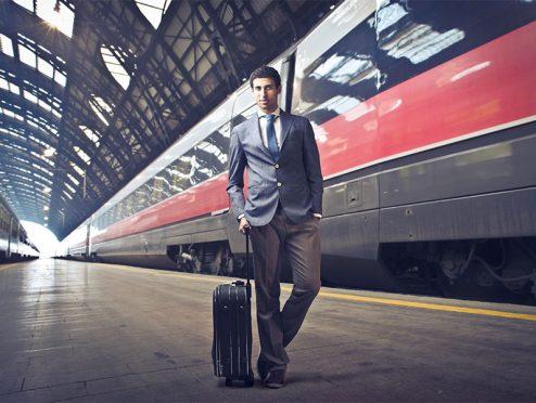 Bahnfahren: Wie viel Gepäck ist erlaubt?
