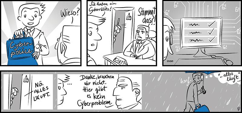 Cyber-Comic