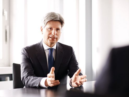 Drei Fragen an … Dr. Thomas Wiesemann