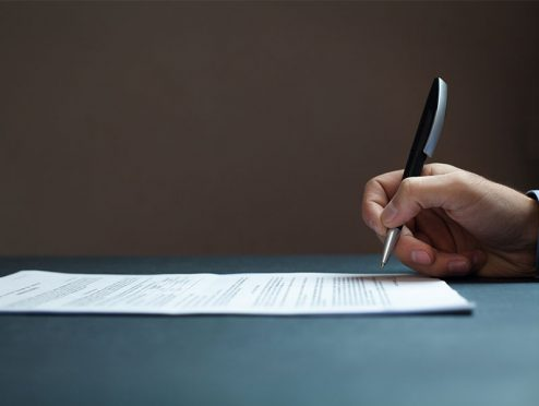 Außerordentliche Kündigung wegen Unterschriftenfälschung