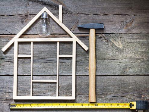 Die wichtigsten Versicherungen für Häuslebauer