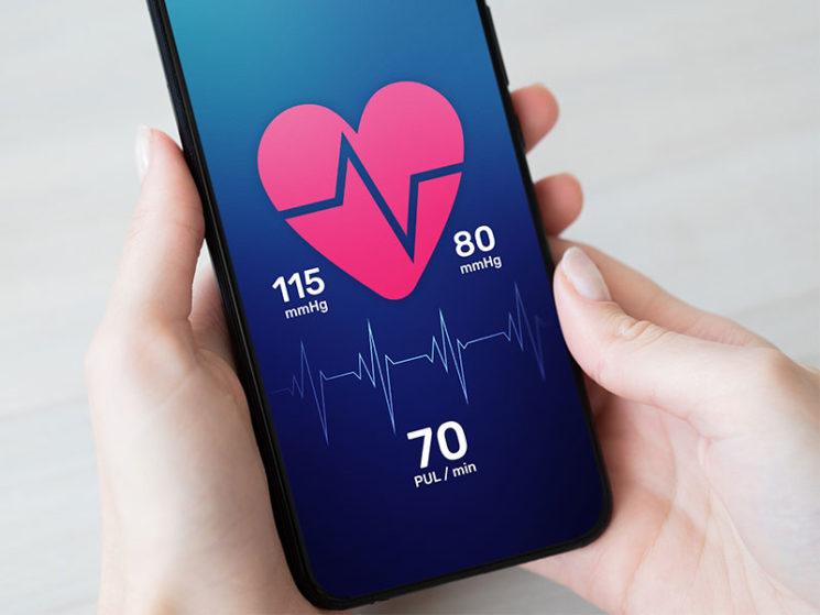 Gesundheits-Apps gehören zum Alltag