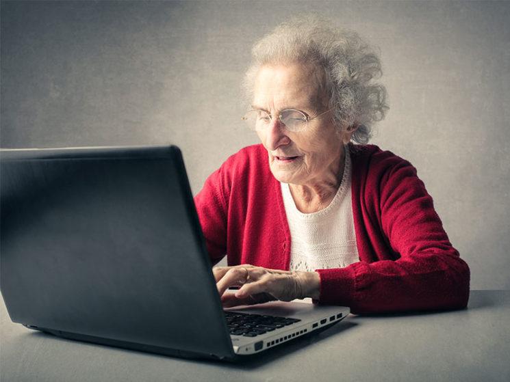 Online-Banking auf dem Vormarsch