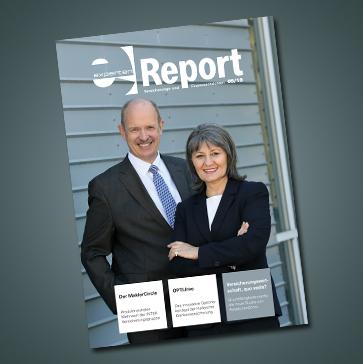 Der neue experten Report ist erschienen