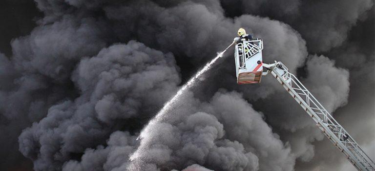 Rund 200.000 Feuerschäden jährlich